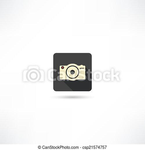 Photo camera - csp21574757