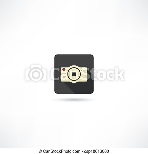 Photo camera - csp18613080