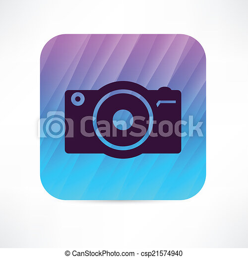 Photo camera - csp21574940