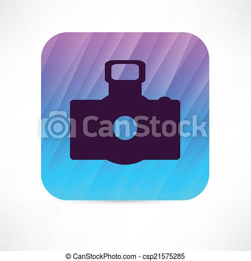 Photo camera - csp21575285