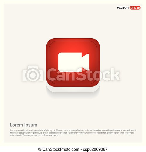 Photo camera icon - csp62069867