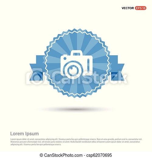 Photo camera icon - csp62070695