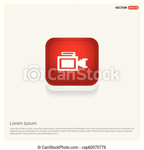 Photo camera icon - csp62070776