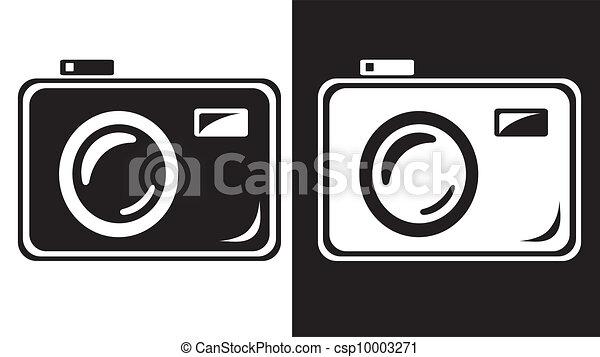 Photo camera - csp10003271