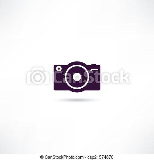 Photo camera - csp21574870
