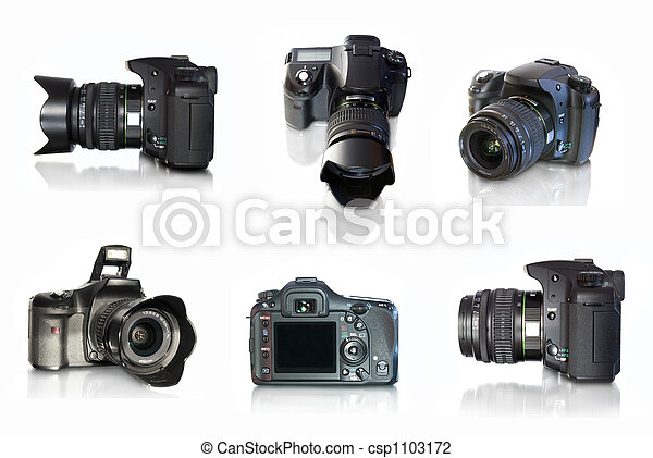 photo camera - csp1103172