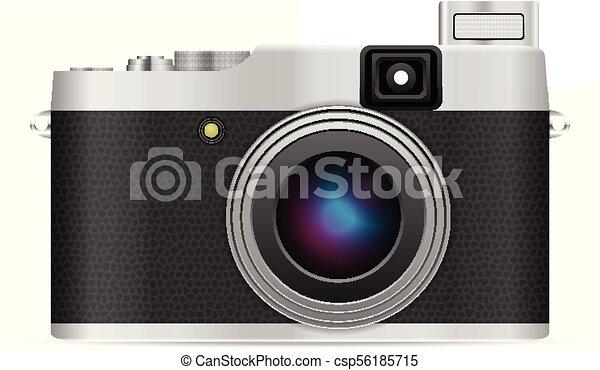 Photo camera - csp56185715