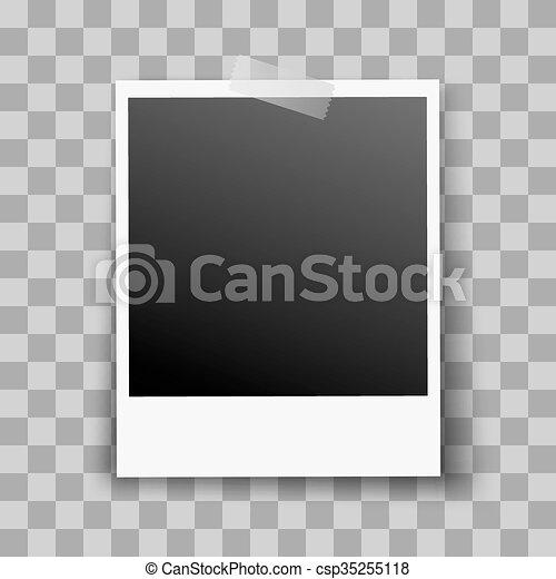 Photo Frame - csp35255118