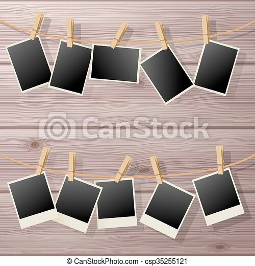 Photo Frames - csp35255121