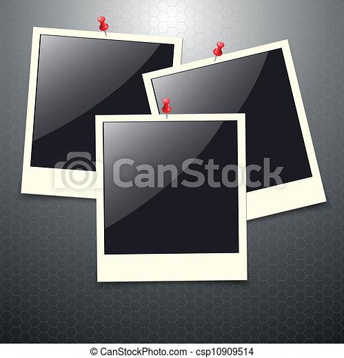 Photo frames - csp10909514