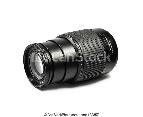 photo lens - csp4102857