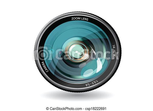 photo, lentille - csp18222691
