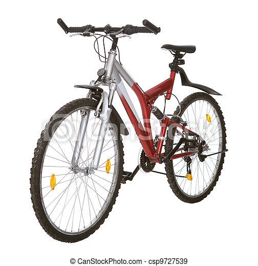 Photo of a mountain bike - csp9727539