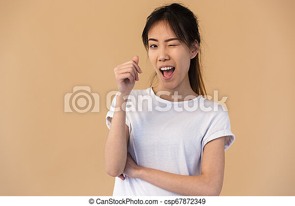 photo of cute korean woman wearing basic stock photo csp67872349 Whats Therefore Fascinating About Chinese Girl?