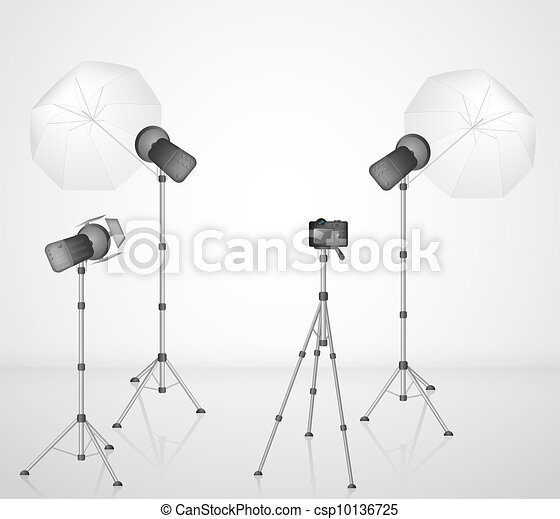 Photo studio - csp10136725