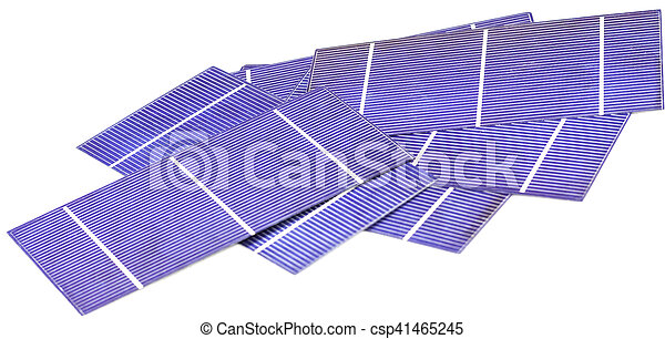 Photo-voltaic cells - csp41465245