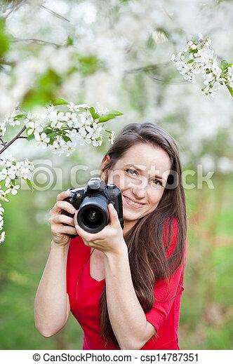 Photographer - csp14787351