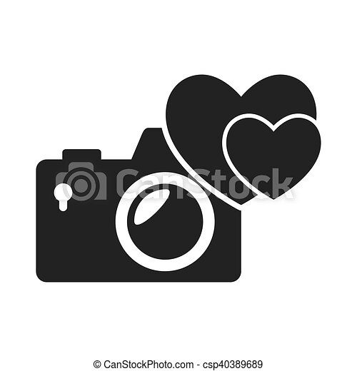 photographic camera device - csp40389689