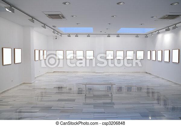 photographic exhibition - csp3206848
