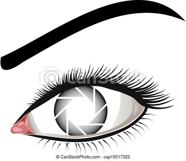 photography logo - csp15017322