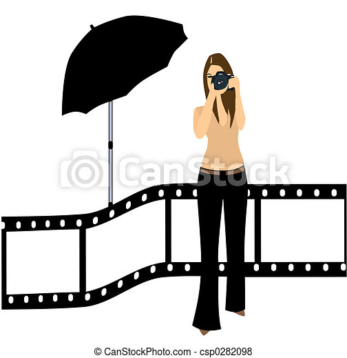 photoshoot photographer illustration stock illustration search rh canstockphoto com clip art photography images clipart photography