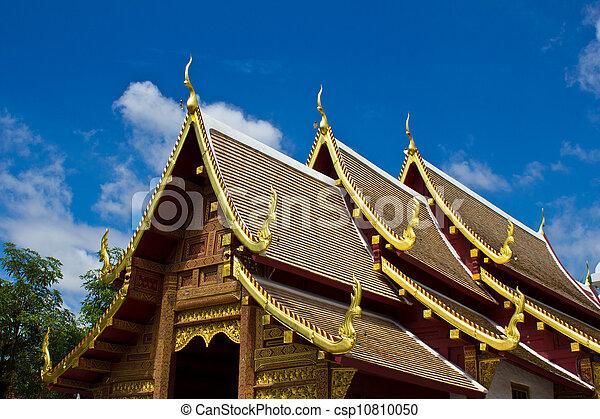 Phra Singh Temple - csp10810050