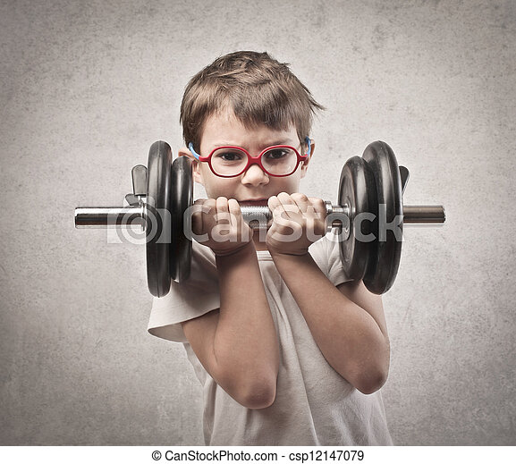 physical effort - csp12147079
