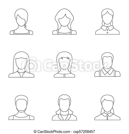 Gesichtsmerkmale physiognomie Physiognomy