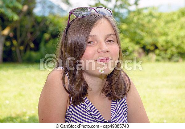 Ładne zdjęcia nastolatków