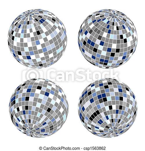 piłki, dyskoteka - csp1563862