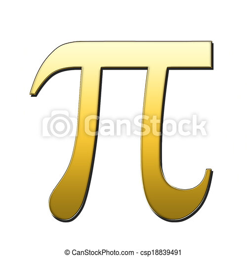 Pi Symbol Pi Is A Greek Letter And A Mathematical Symbol Used To