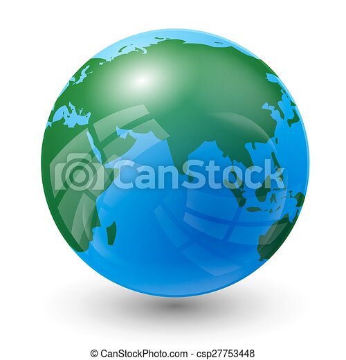 pianeta, mappa - csp27753448