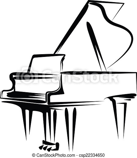 piano clipart and stock illustrations 16 671 piano vector eps rh canstockphoto com clipart piano free clipart piano free