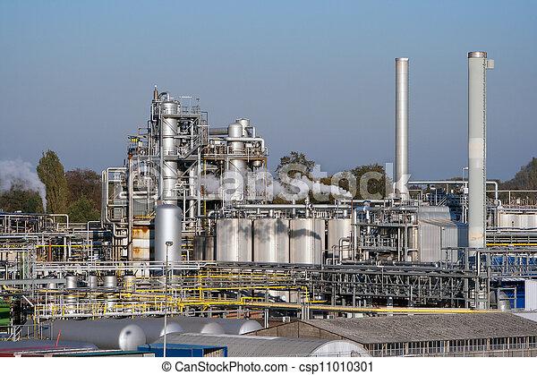 pianta, industriale - csp11010301