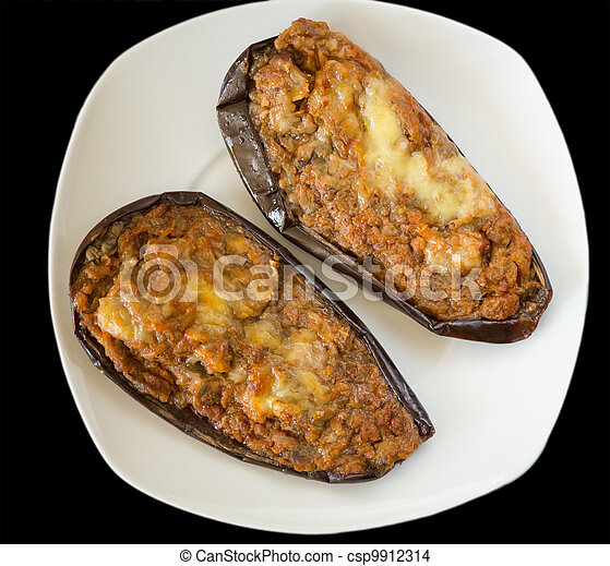 pianta, uovo, imbottito - csp9912314