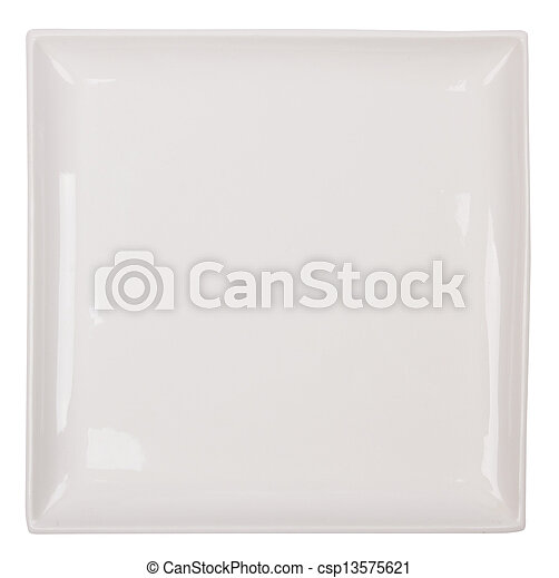 piastra, bianco - csp13575621