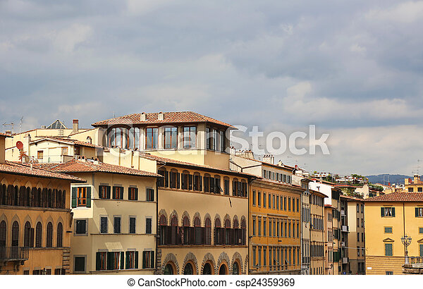 Piazza dei Pitti Florence - csp24359369