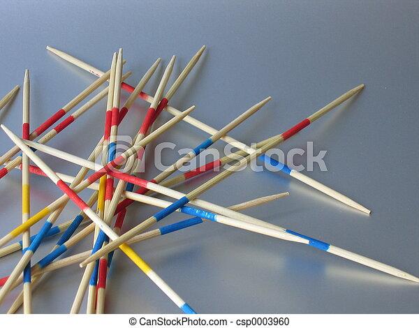 Pick-up Sticks - csp0003960
