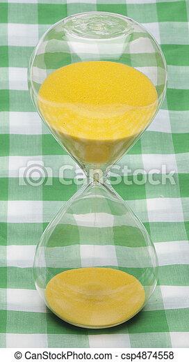 Picnic Time - csp4874558
