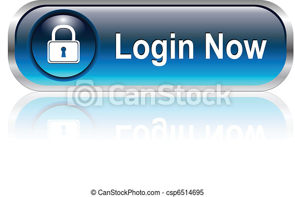 pictogram, login, knoop - csp6514695