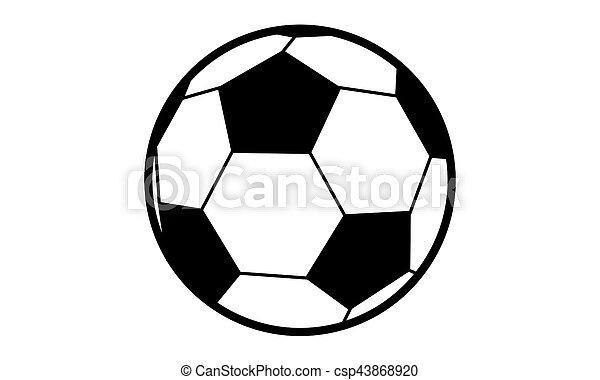 Pictogram Soccer Piktogramm Fussball