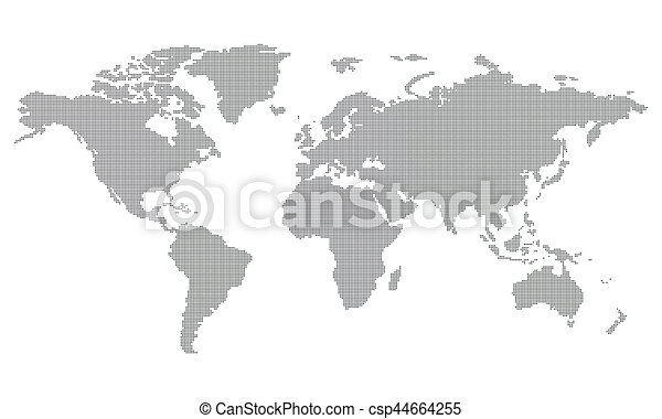 Pictogram world map dots circle fine object icon stock pictogram world map dots circle fine object icon symbol gumiabroncs Gallery