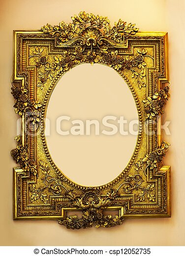 Picture frame - csp12052735