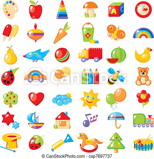 set of 42 bright colorful pictures for children possible use cabins in kindergarten. Black Bedroom Furniture Sets. Home Design Ideas