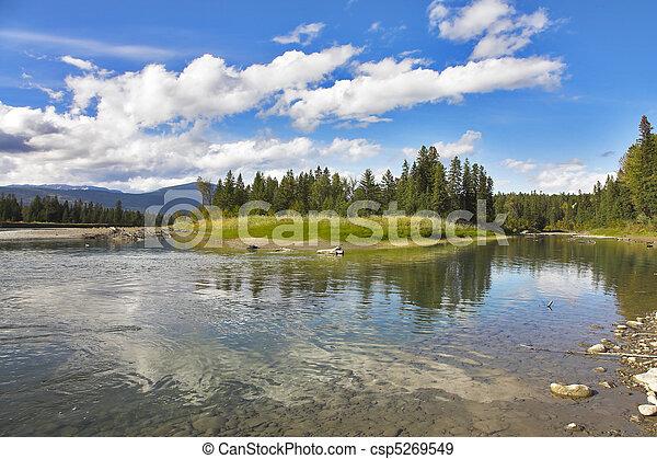 Picturesque coast - csp5269549