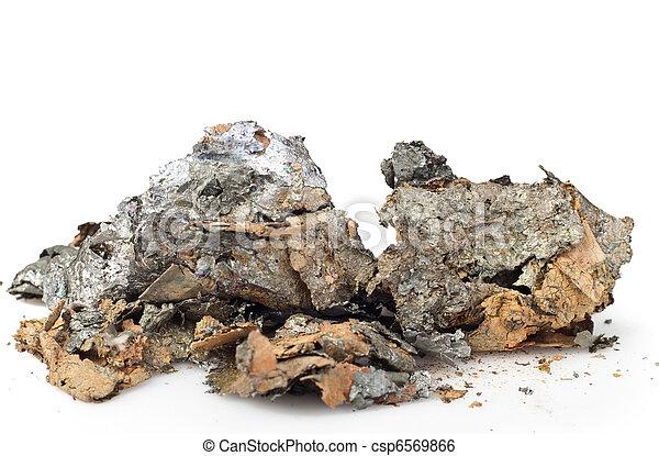 pieces of metal - csp6569866