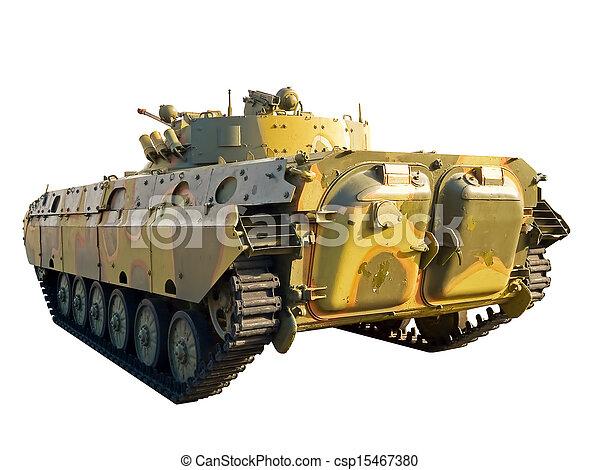 piechota, bojowy, pojazd - csp15467380
