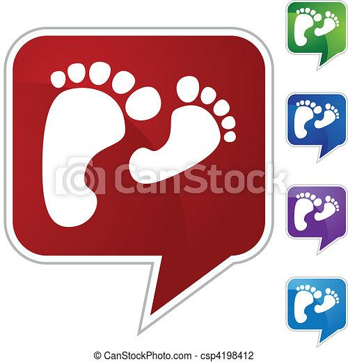 piedi - csp4198412