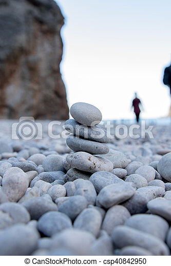 Torre Stones - csp40842950