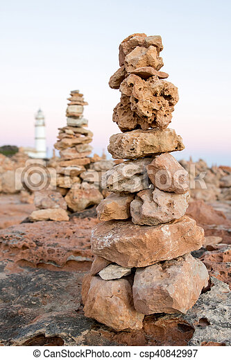 Torres Stones - csp40842997